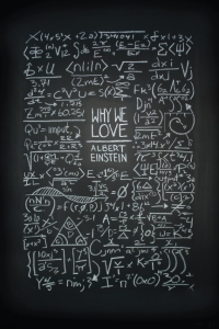 Why We Love, by Albert Einstein