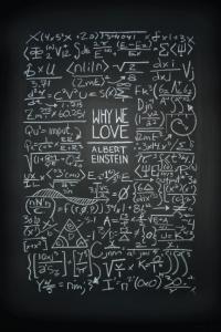 Why We Love, by Albert Einstein